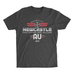 GAUNTLET  2019 NEWCASTLE VENUE TEE