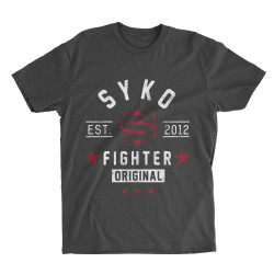 SYKO FIGHTER TEE